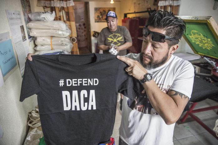 Deportados en la CDMX