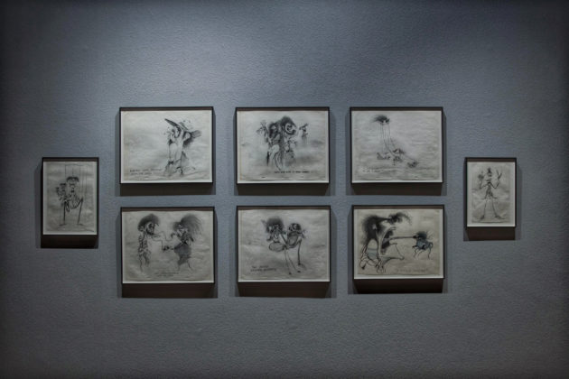 El mundo de Tim Burton en el Museo Franz Mayer