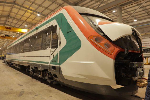 nuevos trenes del metro