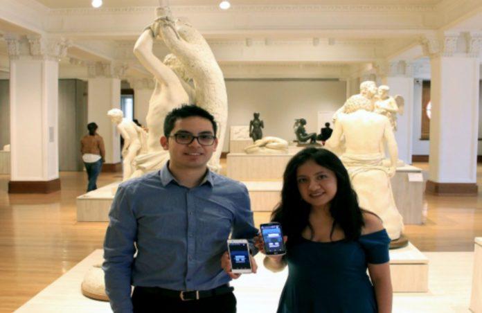 Porque el arte y la tecnología no están peleados, estudiantes del IPN crearon una app para el Museo Nacional de Arte, la cual hará más entretenida tu vista.