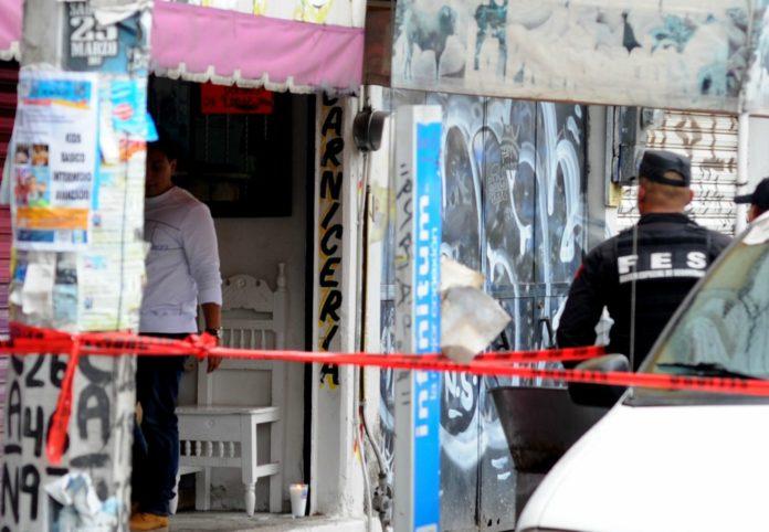 delitos violentos en la CDMX