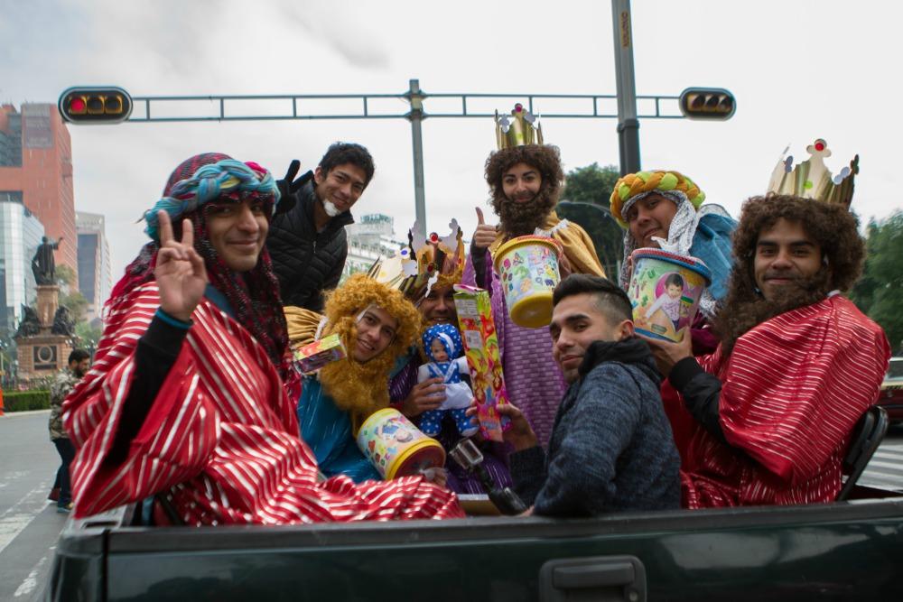 Amplían horarios de transporte en CDMX para traslado de Reyes Magos