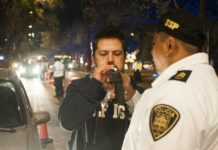 Durante todo diciembre y unos días de enero se implementará el alcoholímetro diario en la Ciudad de México
