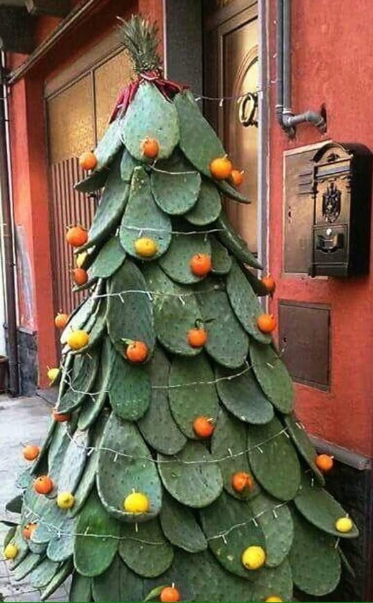 Arboles de Navidad chistosos