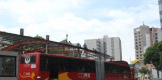 asaltos en el Metrobús