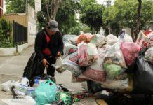 Se generaron diariamente casi 13 mil toneladas de basura en la Ciudad de México durante 2016.