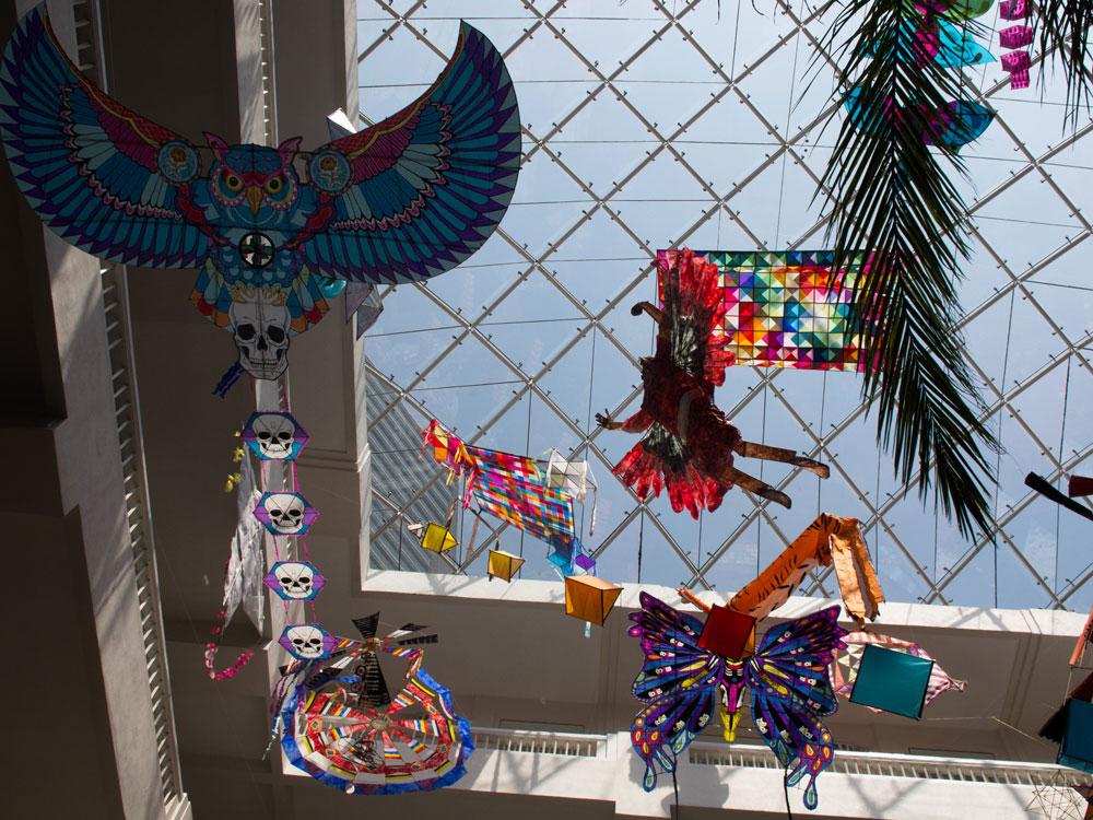 11 Concurso de papalotes del Museo de Arte Popular