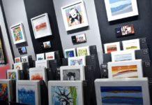 Galería de arte en Polanco