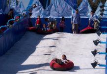La Feria del Polo Norte en la Feria de Chapultepec