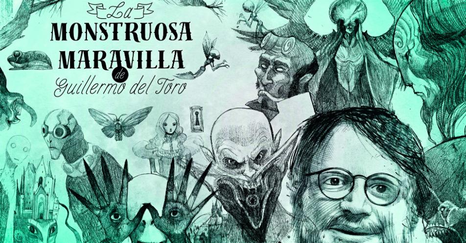 Guillermo del Toro prepara nueva serie de terror para Netflix