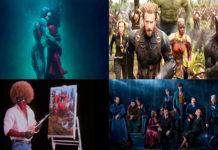 películas en 2018