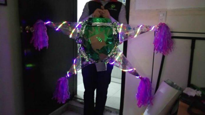 piñatas led