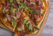 Pizzas en la Roma