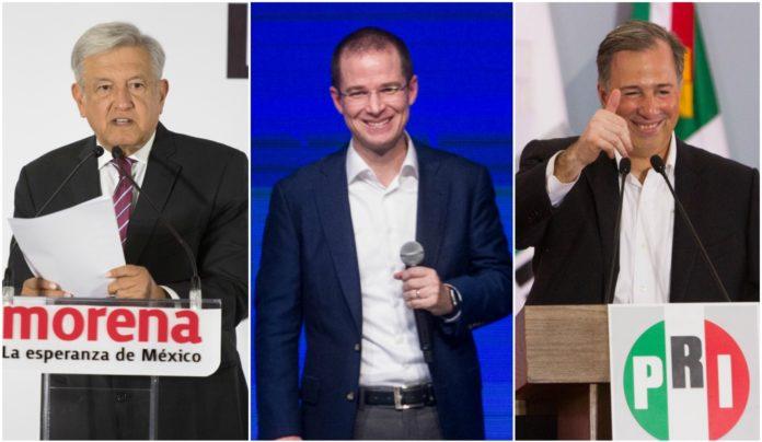 precandidatos a la presidencia