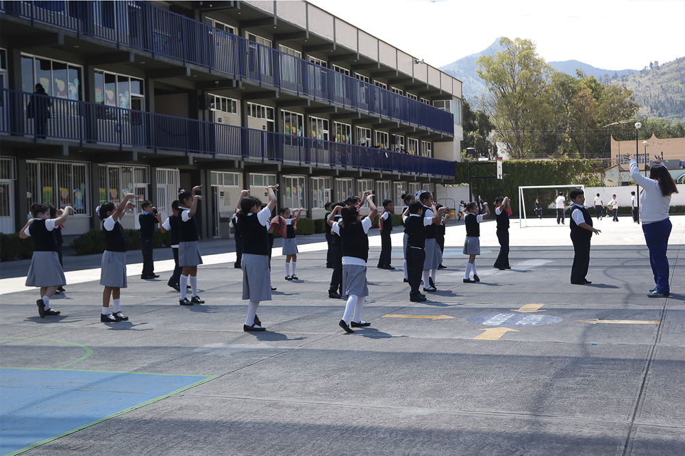 Colegio Piave