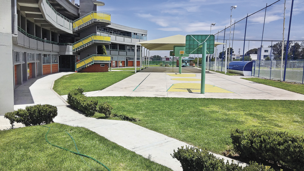 Centro Escolar Zamá