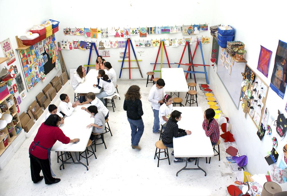 Peterson Schools Calmecac del Pedregal