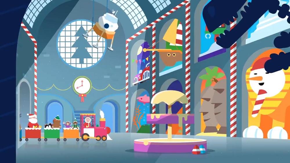 Google habilita juego interactivo para seguir a Santa en la Navidad