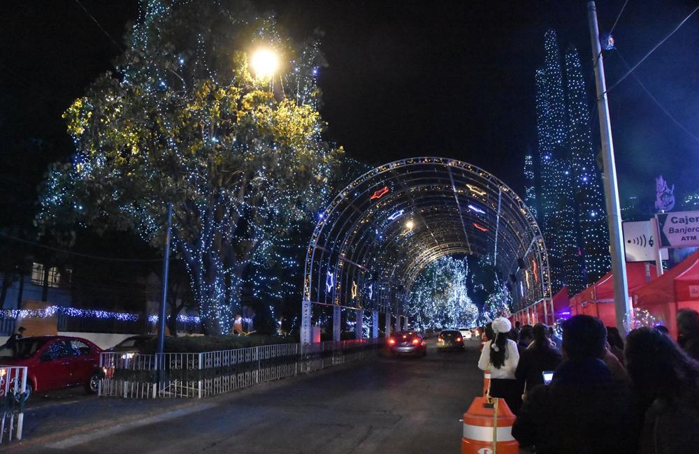 cc1f89e9432 Sabías que hay una Villa iluminada en CDMX cada Navidad