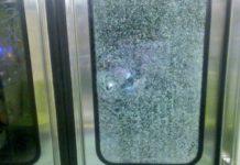 ataque al vagón del Metro