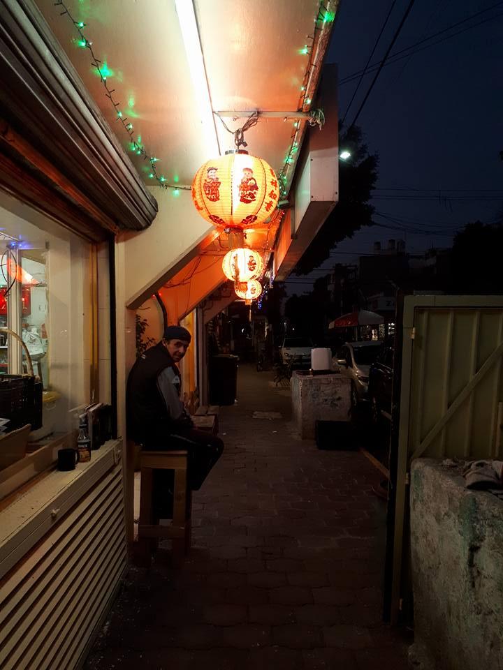 Barrio chino en CDMX