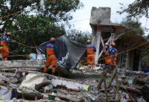 reconstrucción del sismo en CDMX
