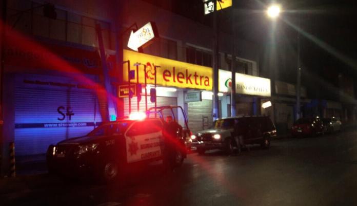 Saqueos en tiendas de ecatepec