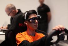 piloto gamer de Fórmula 1