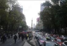 Marcha en Reforma