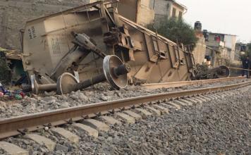 tren en ecatepec