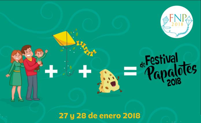 Festival Nacional de Vuelo de Papalotes 2018