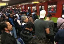 robos y acosos en el Metro