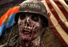 campamento zombie en la cdmx