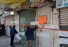 Cuatro meses después de los sismos de septiembre autoridades capitalinas cerraron Plaza Tepicentro, pues presentaba daños graves.
