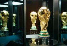 En abril veremos a la copa del mundo en la Ciudad de México.