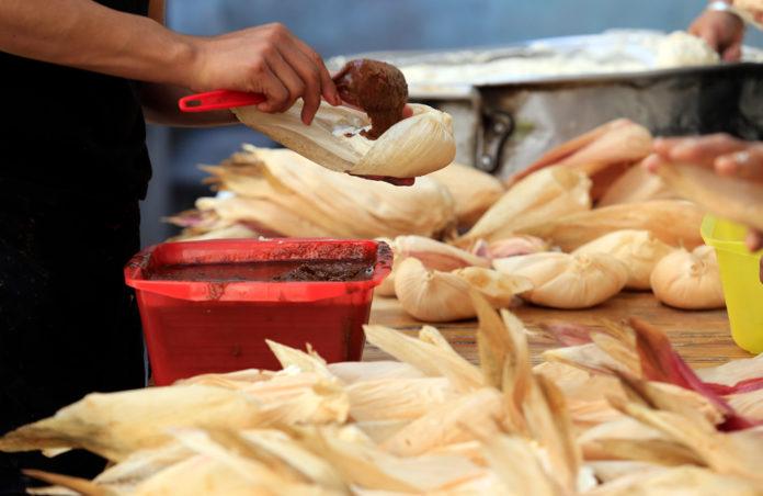 Curso de tamales en CDMX