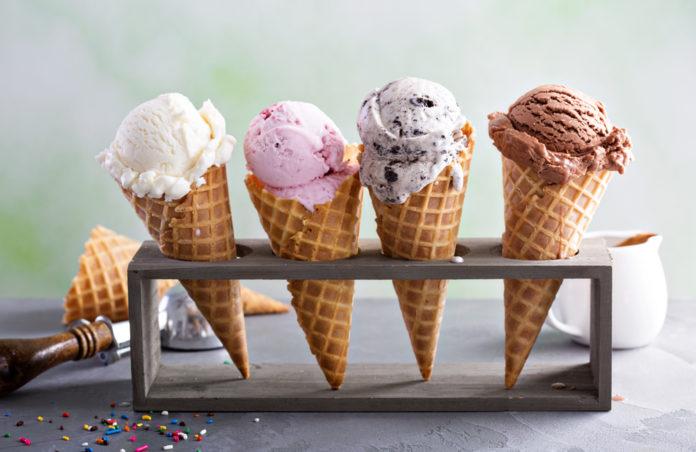 Feria internacional del helado 2018
