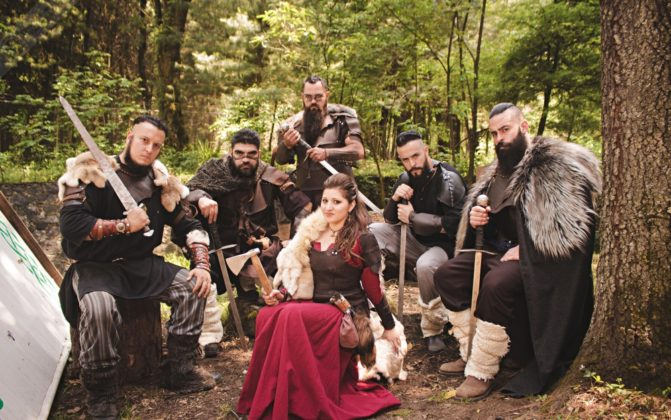 festival medieval méxico
