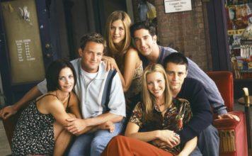película de Friends