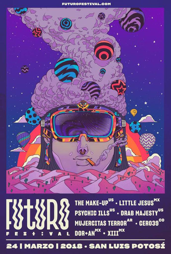 Festivales de música fuera de CDMX