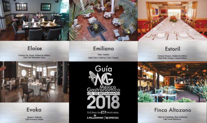 Guía México Gastronómico