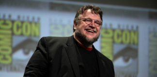 Guillermo del Toro en los Globos de Oro