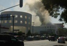 incendio en plaza universidad