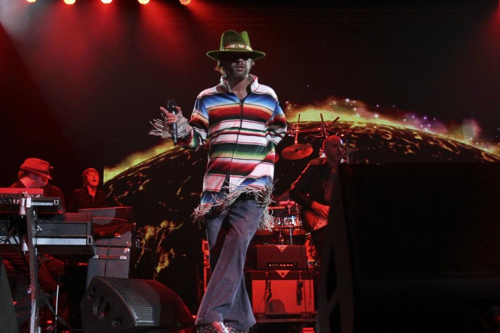 Jamiroquai, los amos del funk, vuelven a México luego de 5 años
