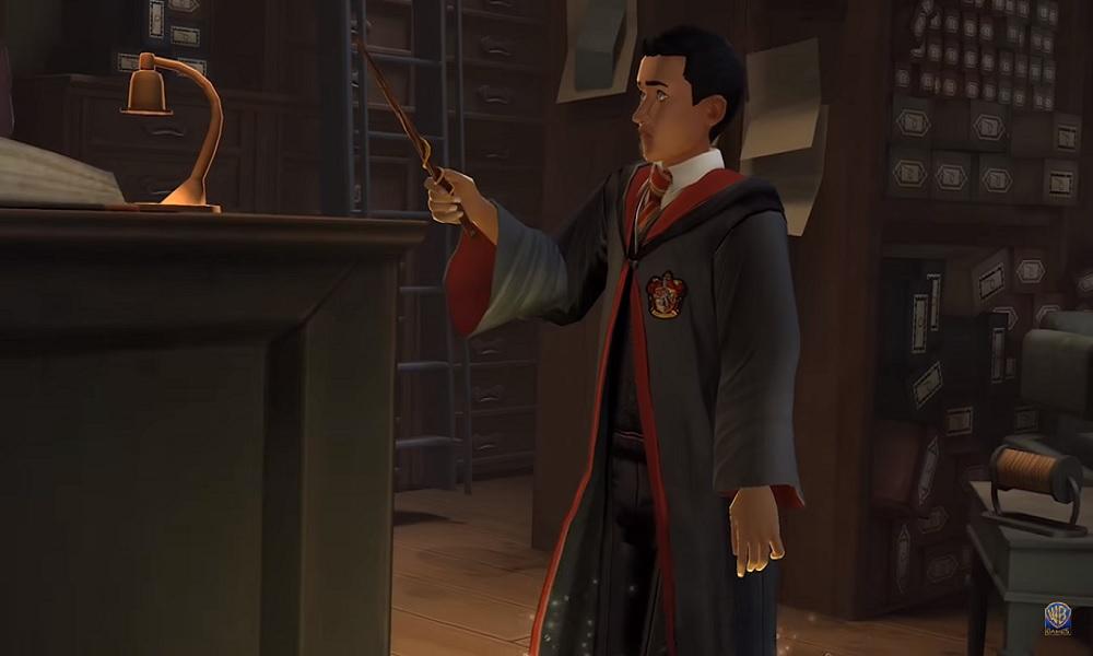 Este 2018 Se Estrenara Un Juego De Harry Potter Para Celulares