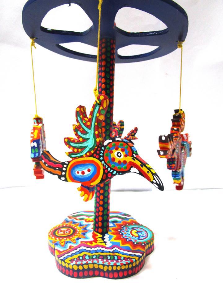 Juguetes tradicionales volantín