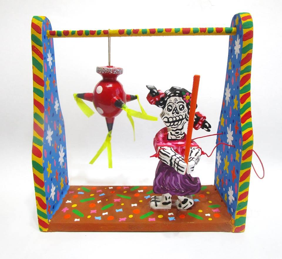 Juguetes tradicionales piñata