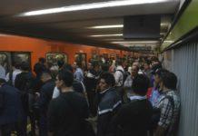 por qué se retrasa el metro