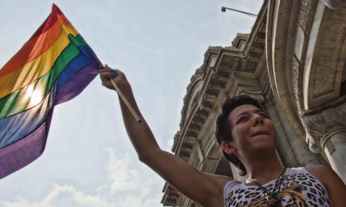 la comunidad LGBTTTIQ en CDMX