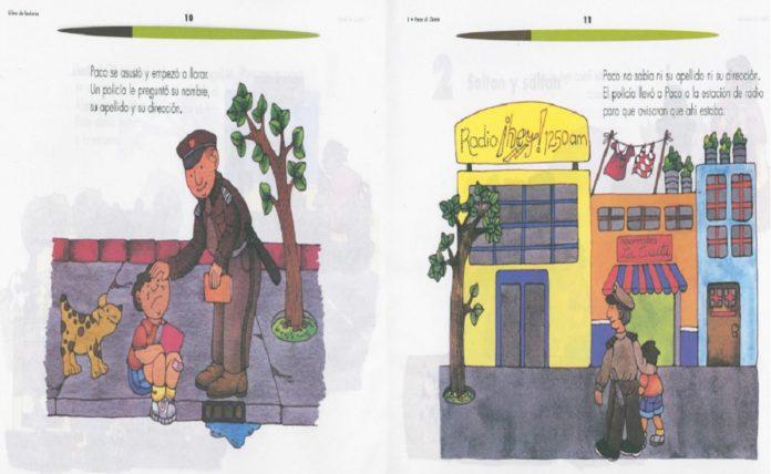 ¡Justo en la infancia! Checa los libros de la SEP que usabas en tu infancia.